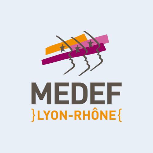 Logo MEDEF f
