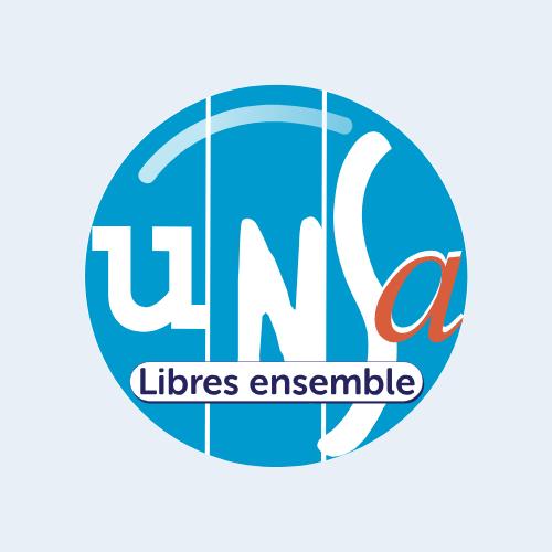 Logo UNSA libres ensemble