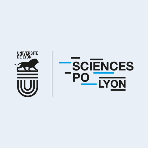 Science po logo f